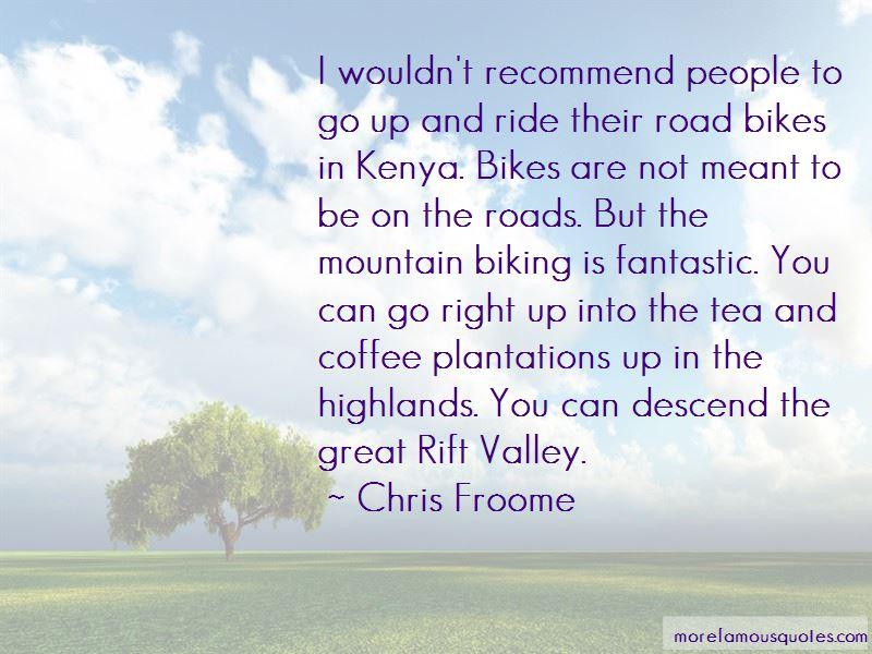 Great Mountain Biking Quotes