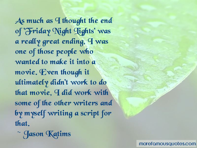 Great Movie Ending Quotes Pictures 2