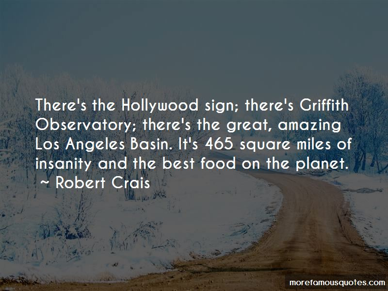 Griffith Observatory Quotes