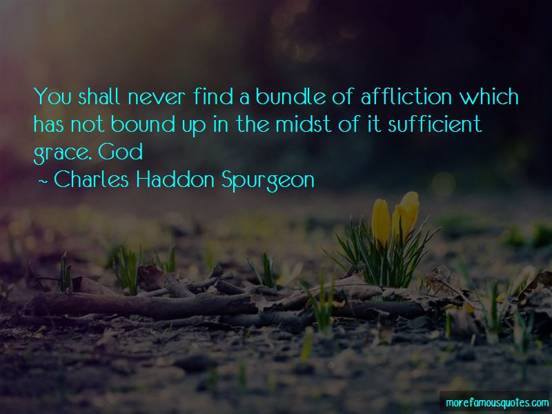 His Grace Is Sufficient Quotes Pictures 4