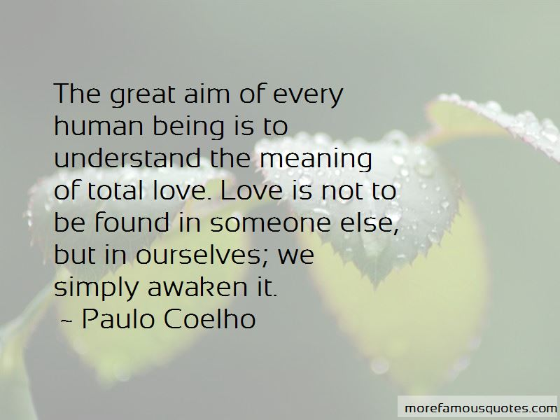 I Found Someone I Love Quotes