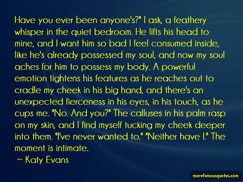 In His Touch Quotes Pictures 2