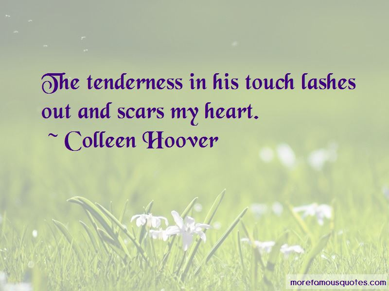 In His Touch Quotes Pictures 3