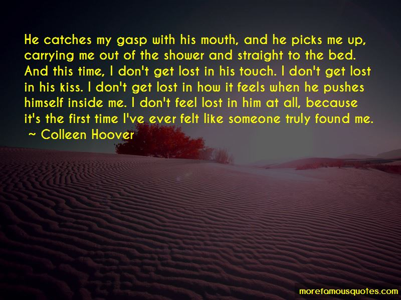 In His Touch Quotes Pictures 4
