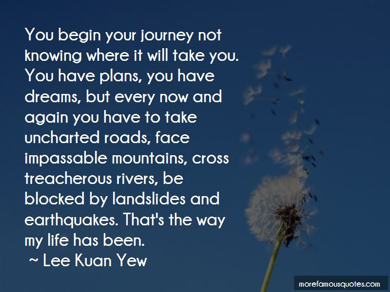 Journey Has Begin Quotes Pictures 3