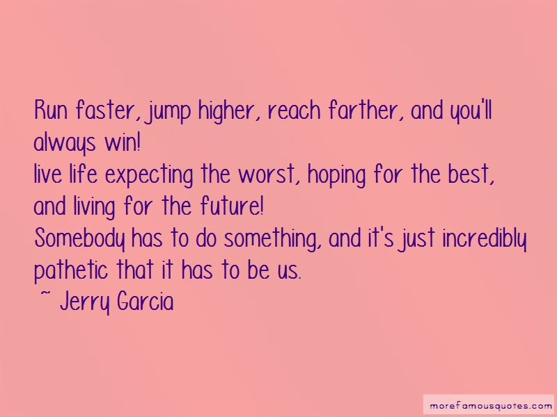 Jump Higher Quotes