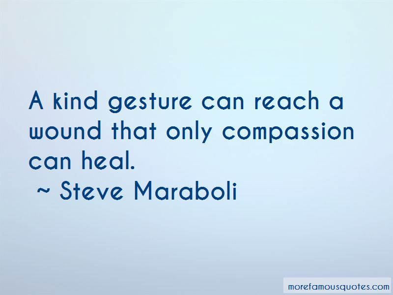 Kind Gesture Quotes