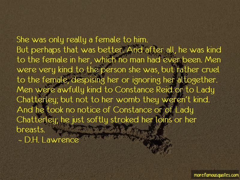 Lady Bp Quotes