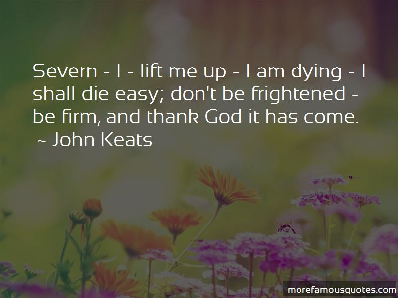 Lift Me Up Quotes
