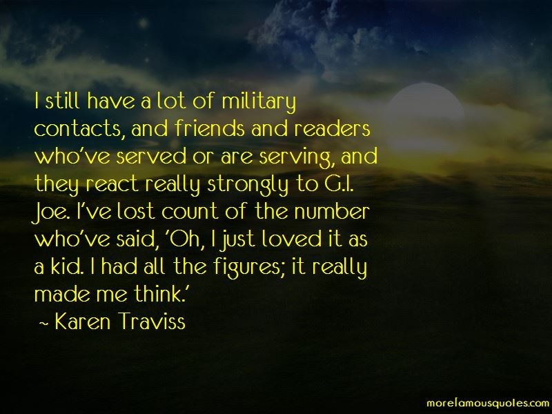 Lost Contacts Quotes