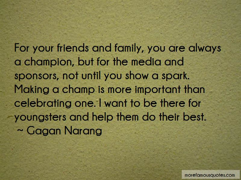 More Than Friends Family Quotes: top 43 quotes about More ...