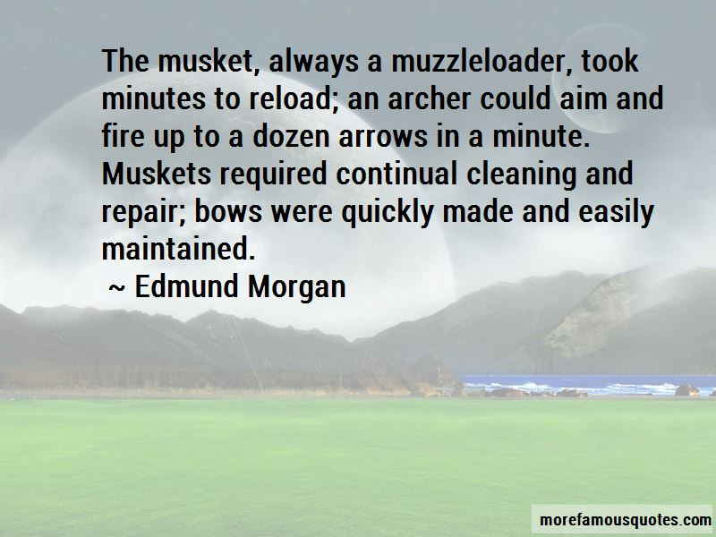 Muzzleloader Quotes
