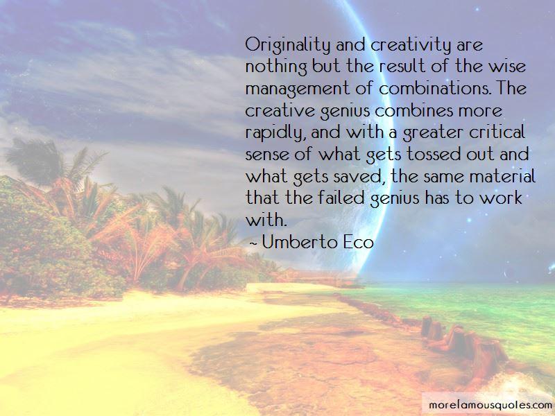 No Sense Of Originality Quotes Pictures 3