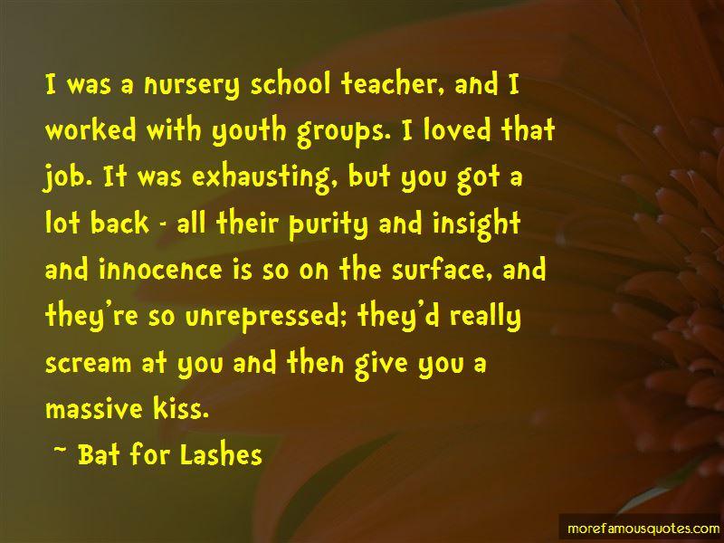Nursery Teacher Quotes Pictures 2