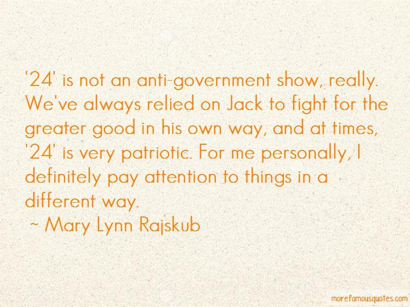 Patriotic Anti Government Quotes