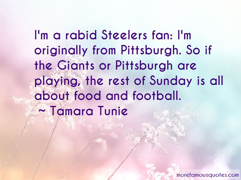 Pittsburgh Steelers Fan Quotes
