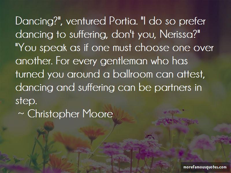 Portia And Nerissa Quotes