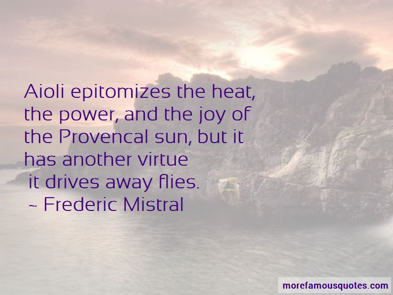 Provencal Quotes Pictures 2