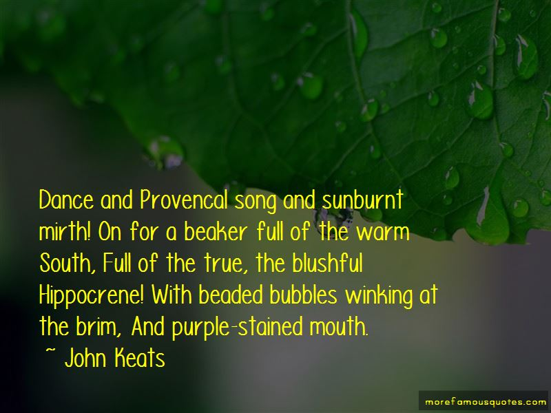 Provencal Quotes