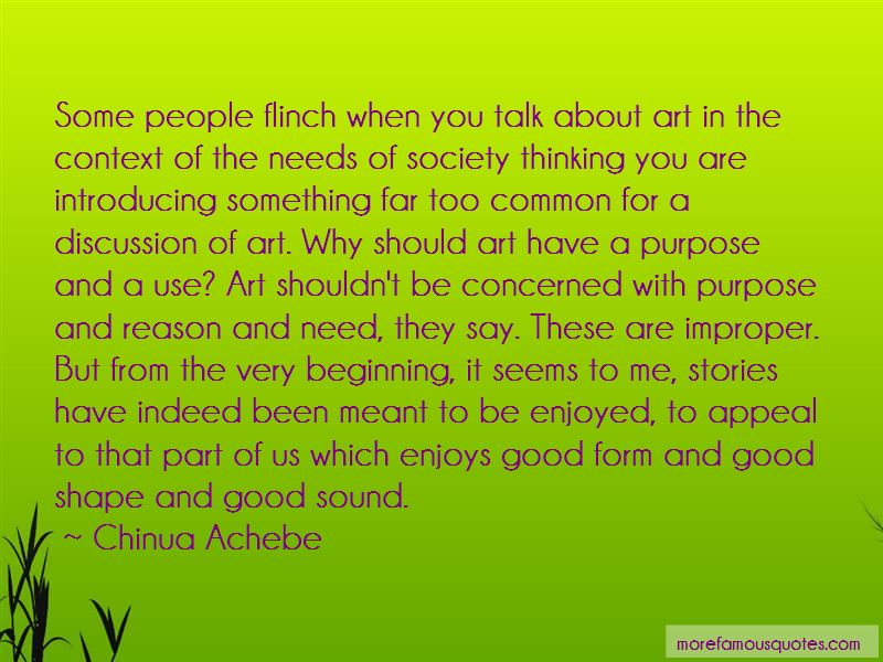 Purpose And Reason Quotes