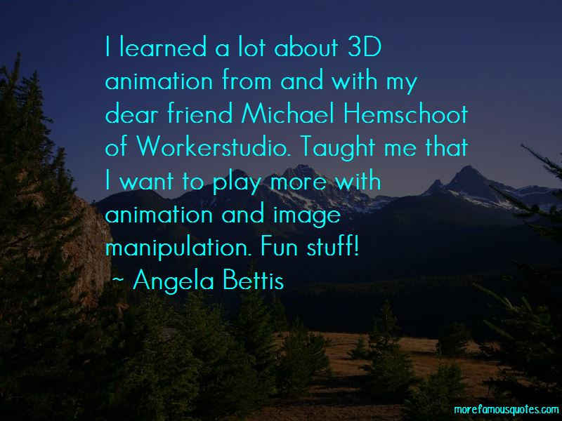Quotes About 3d Animation