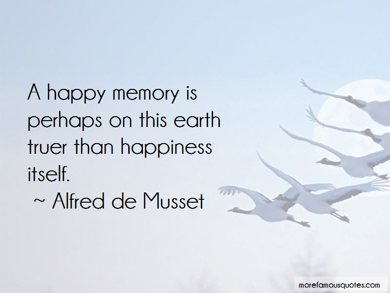 Quotes About A Happy Memory