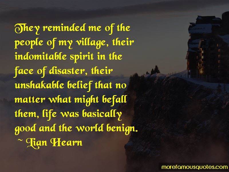 A Village Life Quotes Pictures 3