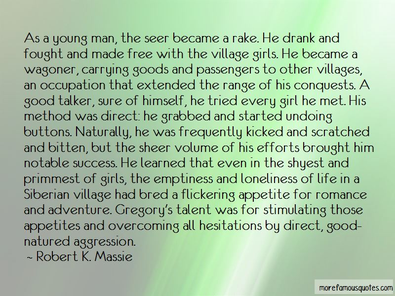 A Village Life Quotes Pictures 4