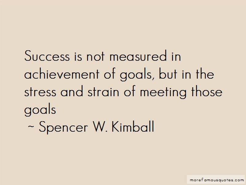 Quotes About Achievement And Goals