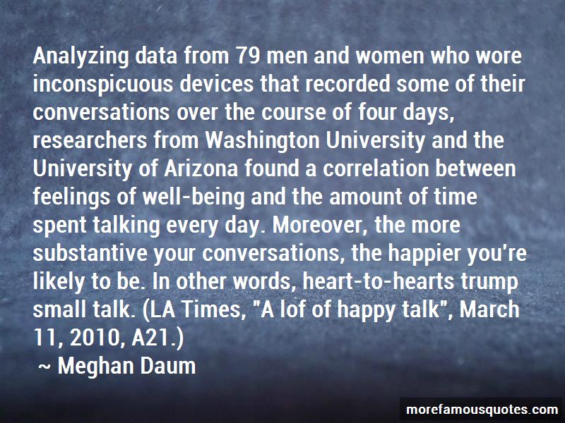 Quotes About Analyzing Data