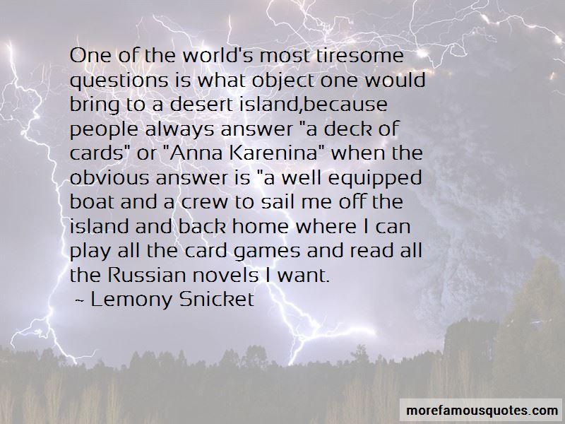 Quotes About Anna Karenina