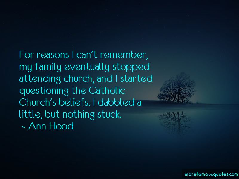 Attending Church Quotes Pictures 2