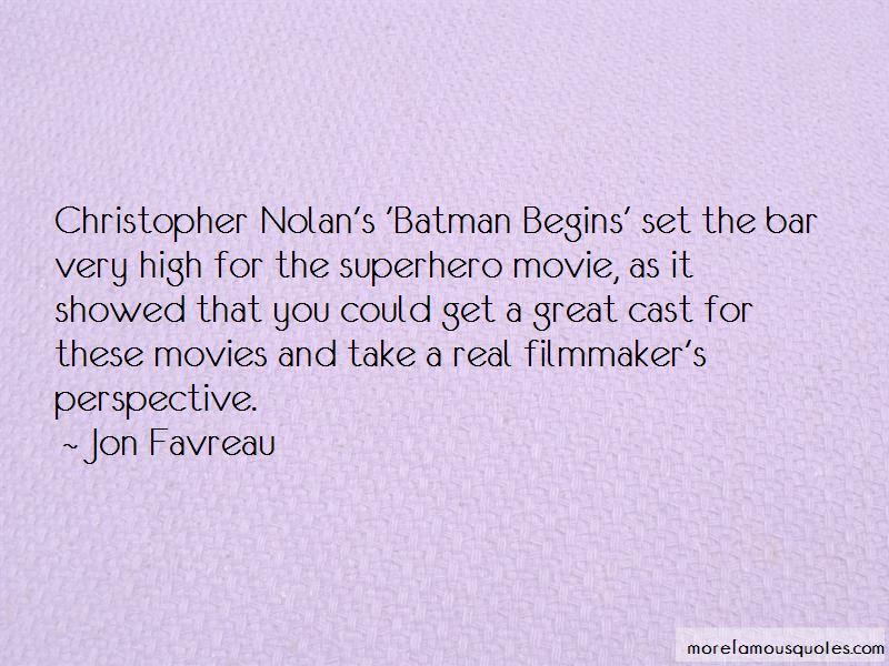 Quotes About Batman Begins
