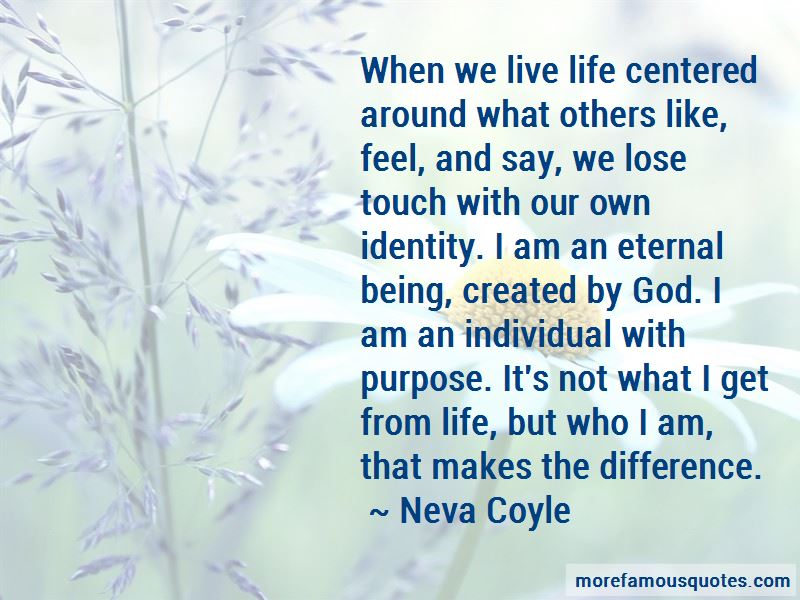 Quotes About Being Created By God