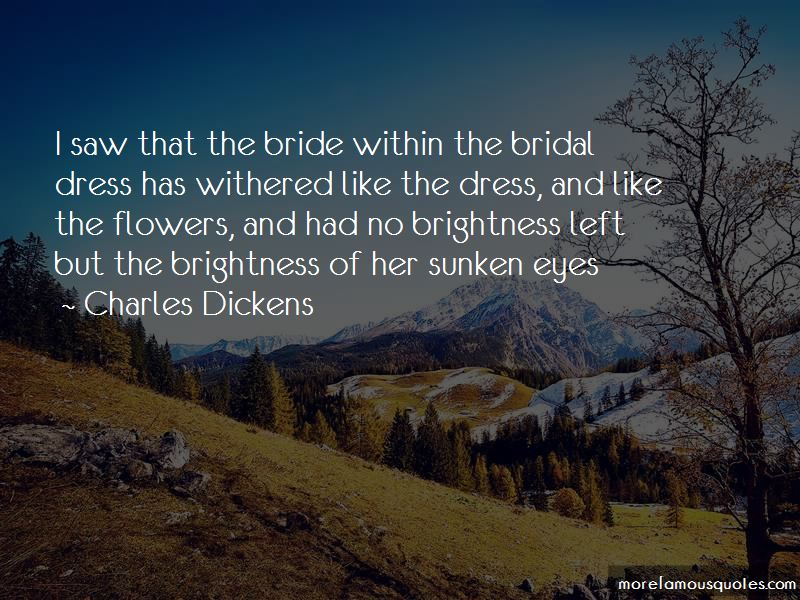 Quotes About Bridal Dress