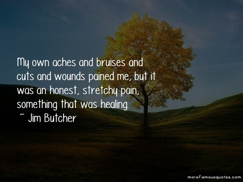 Bruises Healing Quotes Pictures 2
