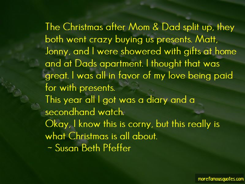 Buying Presents Quotes Pictures 3