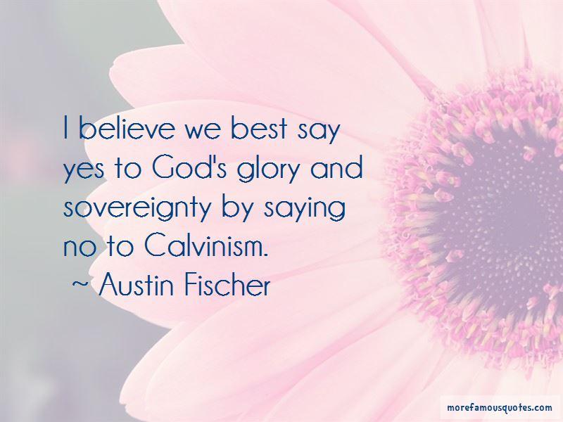 Calvinism Quotes Pictures 2