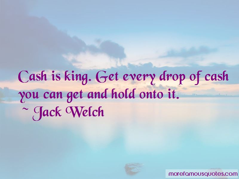 Cash Is King Quotes Pictures 3
