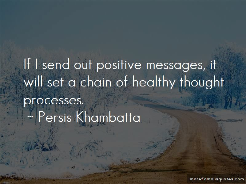 Quotes About Chain Messages