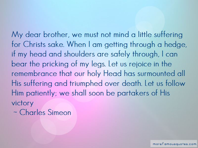 Quotes About Christs Death