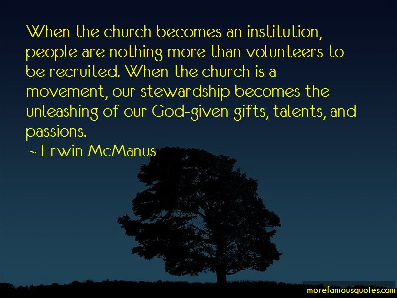 Church Stewardship Quotes Pictures 2