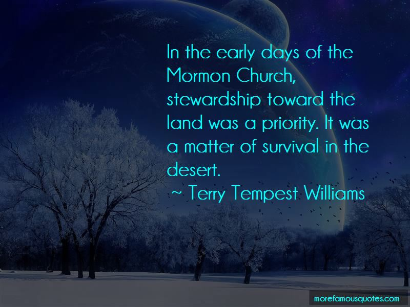 Quotes About Church Stewardship