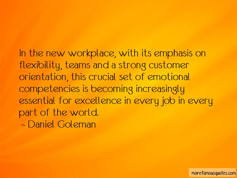 Quotes About Competencies