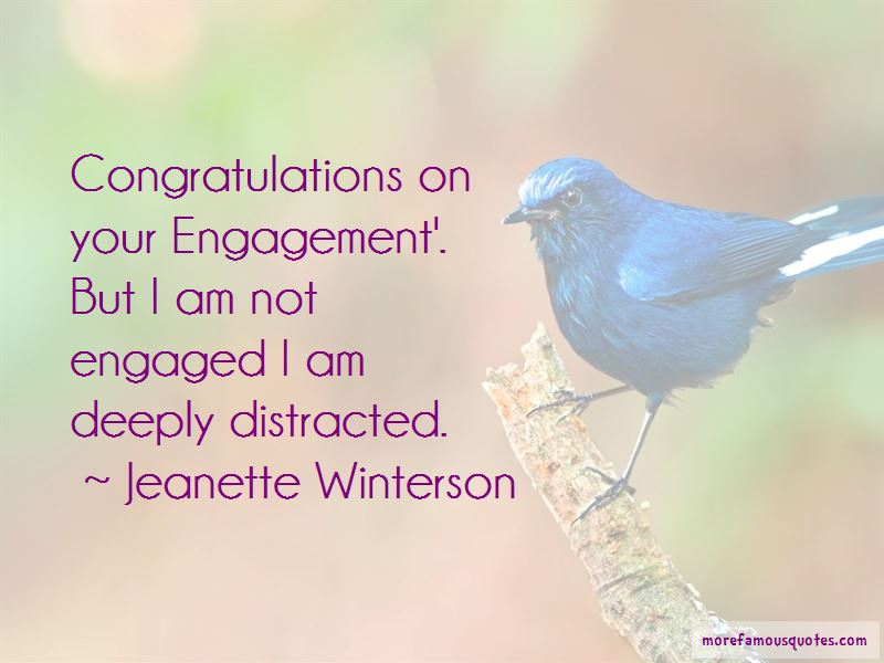 Quotes About Congratulations On Engagement