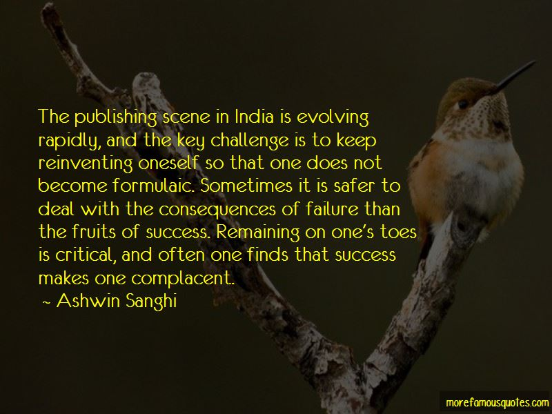 Quotes About Consequences Of Failure