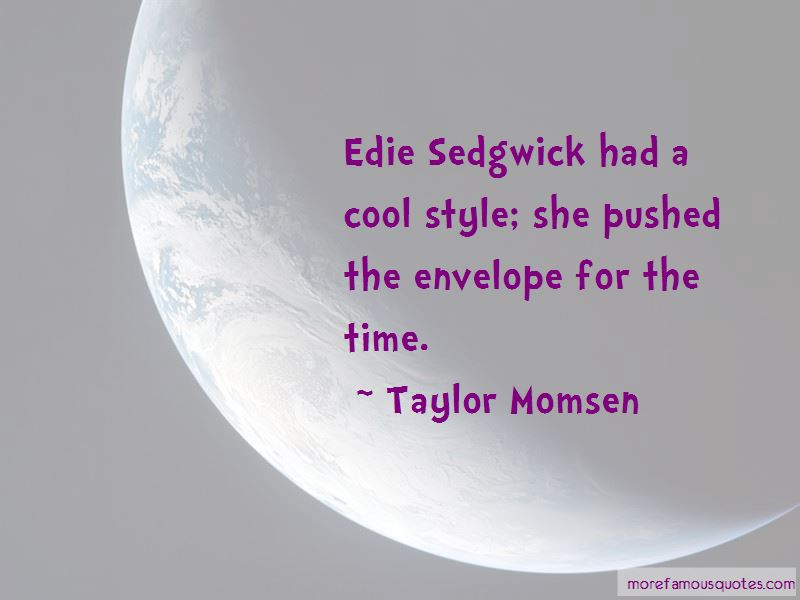 Quotes About Cool Style