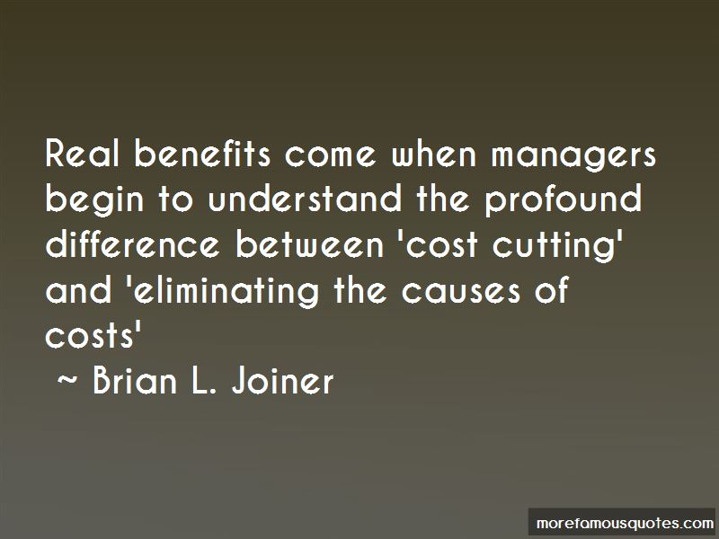 Cost Cutting Quotes Pictures 4
