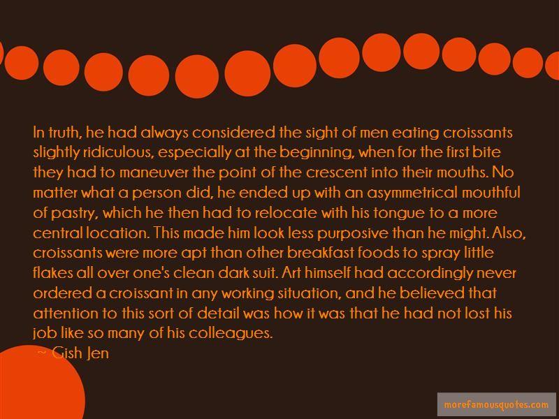 Croissants Quotes Pictures 2