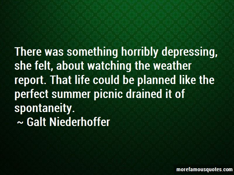 Depressing Weather Quotes Pictures 2